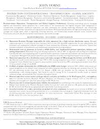 Production Manager Resume Sample General Manager Resume Examples And General Manager Resume