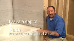 Sterling Bathtub Installation Lawson Bath Installation Youtube