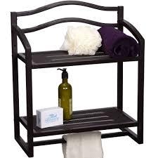 Glass Bathroom Shelf With Towel Bar Bathroom Wall Shelves With Towel Bar U2013 Creation Home