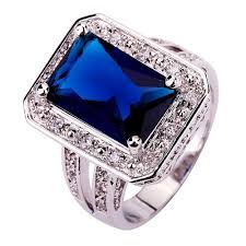 stone rings images Blue stone ring jpg