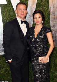 channing tatum insists he never channing tatum proposal to jenna dewan went horribly wrong daily