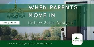 when parents move in in law suite designs