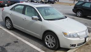 2007 lincoln mkz information and photos zombiedrive