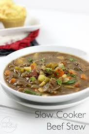 slow cooker beef stew the real food dietitians