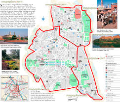 City Park New Orleans Map Delhi Maps Top Tourist Attractions Free Printable City Street