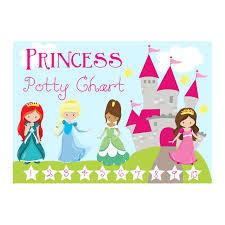 princess potty chart reward chart reward system family