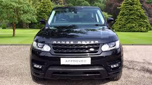 land rover evoque used land rover range rover sport hse dynamic sdv6 black dg14mtz