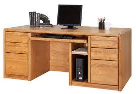 Oak Office Desks Oak Express Computer Desk Stunning Executive Computer Desk Office