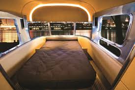 Airstream Custom Interiors Land Yacht Concept Trailer By Airstream Dream Home Style