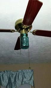hunter mason jar ceiling fan ceiling fan globes replacement glass for ceiling fan light new