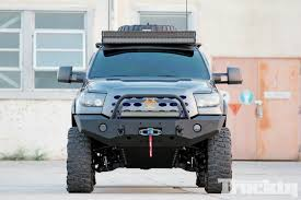 nissan tundra custom 2011 toyota tundra level 7 truckin magazine