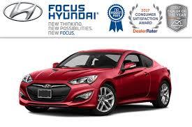 hyundai genesis 2 2016 hyundai genesis coupe 3 8l premium m6 2 door coupe in