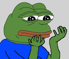 Frog Face Meme - pepehands know your meme