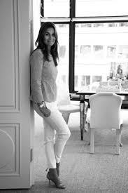 aerin lauder fashionista desk side with aerin lauder launching a new beauty