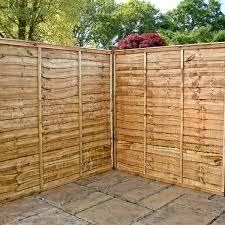 Types Of Garden Fences - selecting garden fence panels u2013 decorifusta