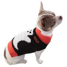 Ghost Dog Halloween Costumes Dogs Halloween Jumper Xs Ghost Pet Costumes U0026m