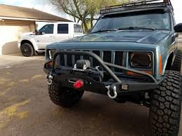 hunting jeep cherokee 1999 jeep cherokee xj 4x4 5 speed long arm hunting rig