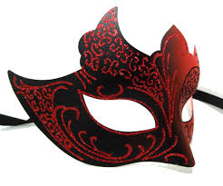black masquerade masks for women and black masquerade mask with glitter