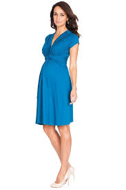 nursing clothes seraphine jolene knot front maternity and nursing dress