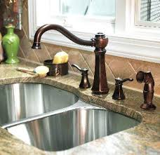 moen kitchen faucet with soap dispenser rubbed bronze pull kitchen faucet with soap dispenser