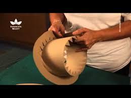 como hacer un sombrero de carton elaboración de sombreros de cartón parte 2 youtube