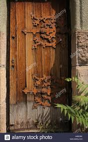 decayed ornamental door stock photo royalty free image 123446951