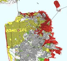 san francisco fault map living in a liquefaction zone the bay area s riskiest