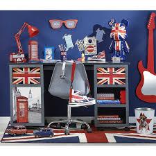 deco chambre londres decoration anglaise pour chambre ado voyage galerie avec deco