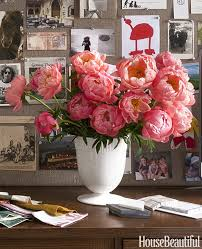 Flower Table L Arrangement Wildflower Office Flower Arrangements