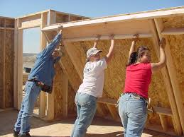 payson program has families building each other u0027s homes