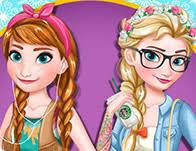 twin sisters dress up girlsocool
