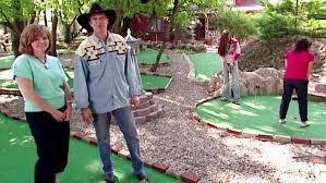 backyard mini golf video hgtv