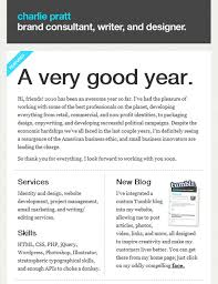 How To Post A Resume Online by 15 Awesome Email Newsletter Designs Email Newsletter Design