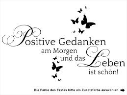 positive gedanken sprüche wandtattoo positive gedanken am morgen wandtattoo de
