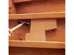 treppe sanieren holztreppe renovieren selber machen heimwerkermagazin