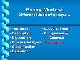 Different Types Of Resume Formats 22 Suggestions For Constructing Essay Essay Types Examples