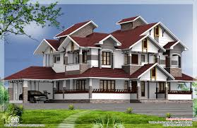 kerala home design blogspot com 2009 6 bedroom luxury house design kerala home design and floor plans