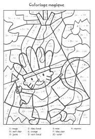 coloriage magique cp lire les couleurs cp mouli pinterest