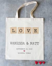 wedding totes custom wedding totes wedding favor bags and favors