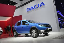 renault sandero stepway 2012 dacia motors plans on launching three new vehicles for the south