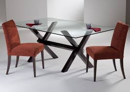 glass top tables dining room dining table dazzling rectangular glass top dining table with wood