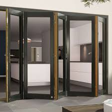 Bi Fold Glass Patio Doors by Folding Patio Doors Look Great In Your Home U2014 The Home Redesign