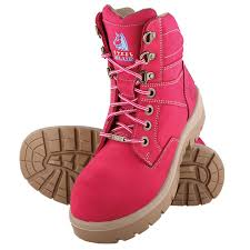 womens boots in nz lace ups safety boots safety boots furst