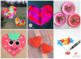 valentines kids 14 s day heart crafts for kids i heart arts n crafts