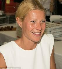 Gwyneth Paltrow It U0027s Totally F Ed Up U0027 Self Styled Health Guru Gwyneth Paltrow