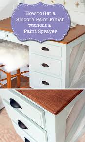how do i get a smooth finish on kitchen cabinets how to get a smooth paint finish without a paint sprayer