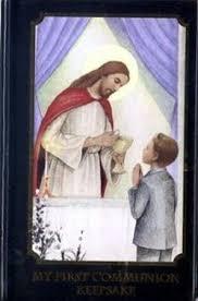 communion book my communion mass book boy catholic books crucifixes