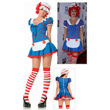 Rag Doll Halloween Costume Rag Doll Costume Raggedy Ann Halloween Costume