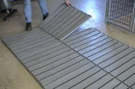 kennel flooring by options plus kennels luxury