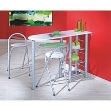 meuble snack cuisine table snack cuisine table de cuisine en stratifi hauteur snack cm